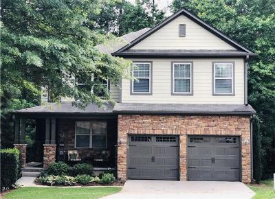 Acworth Single Family Home For Sale: 201 Shaw Drive