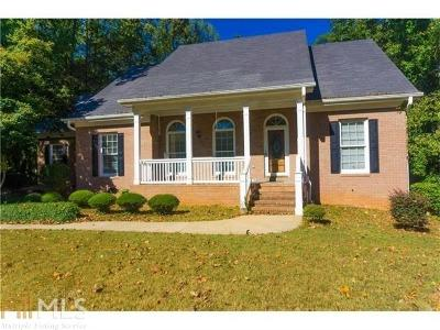 Conyers Single Family Home For Sale: 1309 Saxony Drive SE