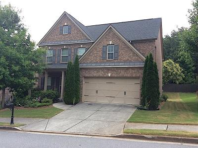 Johns Creek Single Family Home For Sale: 11218 Gates Terrace