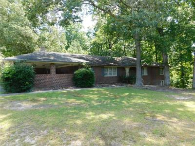 Snellville Single Family Home For Sale: 2566 Lenora Church Road