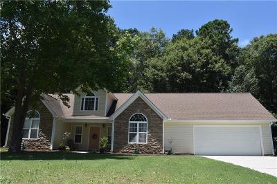 Loganville Single Family Home For Sale: 6060 Fieldwood Lane