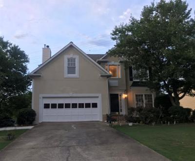 Marietta Single Family Home For Sale: 2401 Pondside Court NE