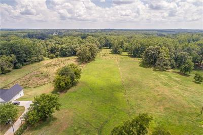 Canton Residential Lots & Land For Sale: Trinity Church Road