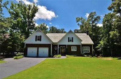 Dawsonville Single Family Home For Sale: 552 Dogwood Way