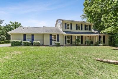 Atlanta Single Family Home For Sale: 5240 Green Oak Court