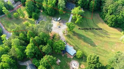 Canton Residential Lots & Land For Sale: 2800 Billings Road