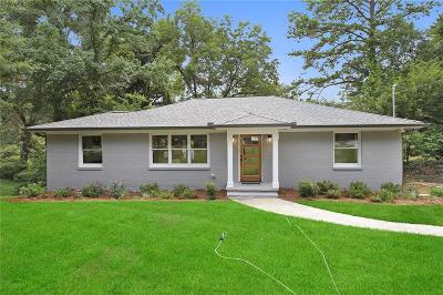 Decatur Single Family Home For Sale: 1401 Carter Road