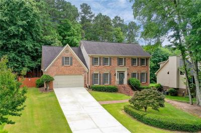 Roswell Single Family Home For Sale: 1060 Pine Bloom Drive