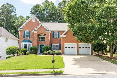 Norcross Single Family Home For Sale: 2845 Olde Town Park Drive