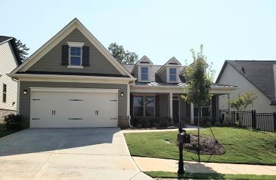 Cherokee County Single Family Home For Sale: 410 Canyon Lane