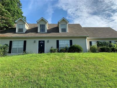 Lithonia Single Family Home For Sale: 1155 Wildwood Trace