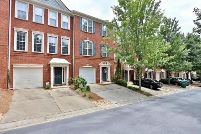 Peachtree Corners Condo/Townhouse For Sale: 6304 Views Trace
