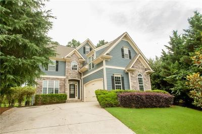 Cumming Single Family Home For Sale: 4920 Dashaway Court