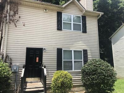 Atlanta Condo/Townhouse For Sale: 5597 Windwood Road