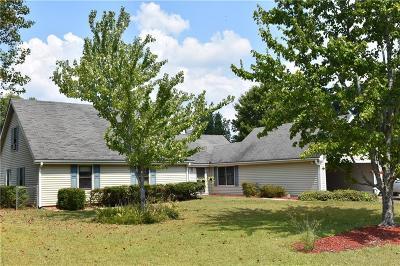 Douglasville Single Family Home For Sale: 5830 Tonya Lane