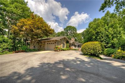 Ellijay Single Family Home For Sale: 67 P Joe Dr.