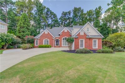 Grayson Single Family Home For Sale: 1373 Stratford Hall Court