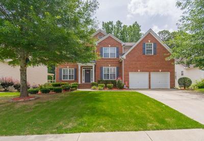 Cumming Single Family Home For Sale: 5237 Huntington Crest Lane
