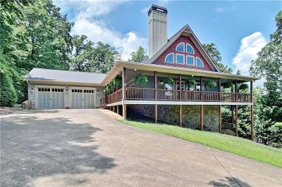Cherokee County Single Family Home For Sale: 306 Chickasaw Drive