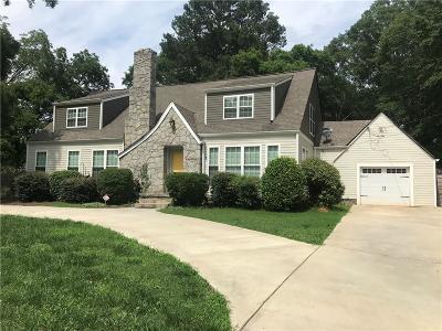Atlanta Single Family Home For Sale: 364 Hooper Street SE
