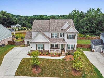 Kennesaw Single Family Home For Sale: 1077 Turnwell Place