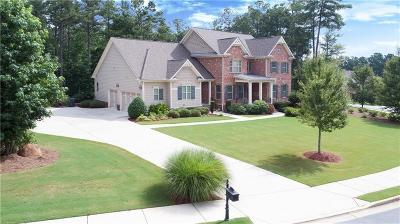 Acworth Single Family Home For Sale: 6242 Eagles Crest Drive NW