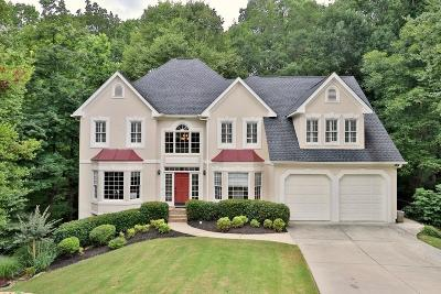 Single Family Home For Sale: 2005 Brookstead Chase