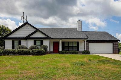 Winder Single Family Home For Sale: 1669 Bismarck Circle