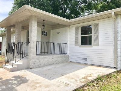 Decatur Single Family Home For Sale: 2250 Alpha Drive
