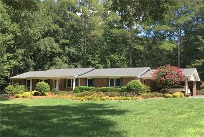 Covington Single Family Home For Sale: 36 Deerfield Way Way