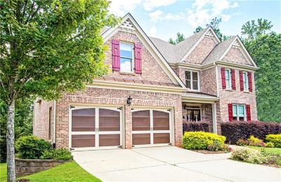 Cobb County Single Family Home For Sale: 169 Concord Close Circle SE