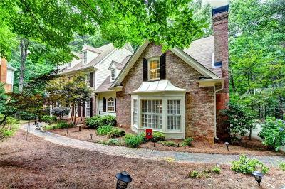 Sandy Springs Single Family Home For Sale: 350 Cannady Court