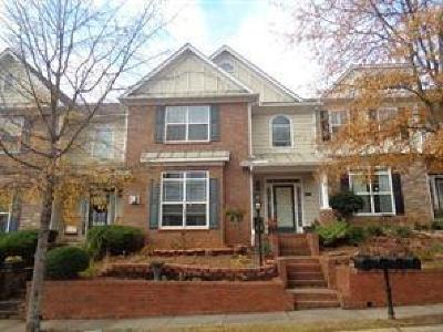 Suwanee Condo/Townhouse For Sale: 979 Cambron Commons Trace