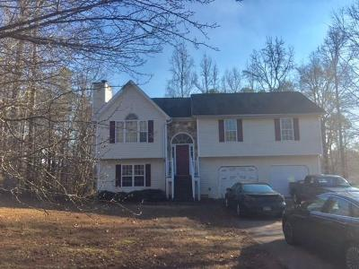 Douglasville Single Family Home For Sale: 4290 Rushing Water Court