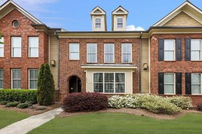 Cherokee County Condo/Townhouse For Sale: 270 South Village Square