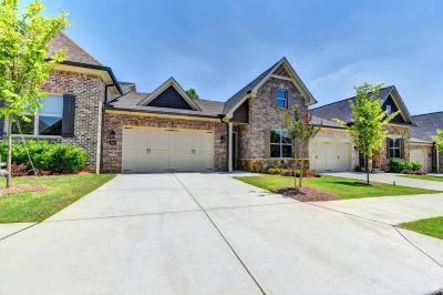 Suwanee Condo/Townhouse For Sale: 287 Rosshandler Road