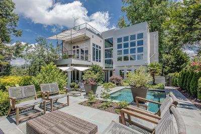 Atlanta Single Family Home For Sale: 1300 Monroe Drive NE