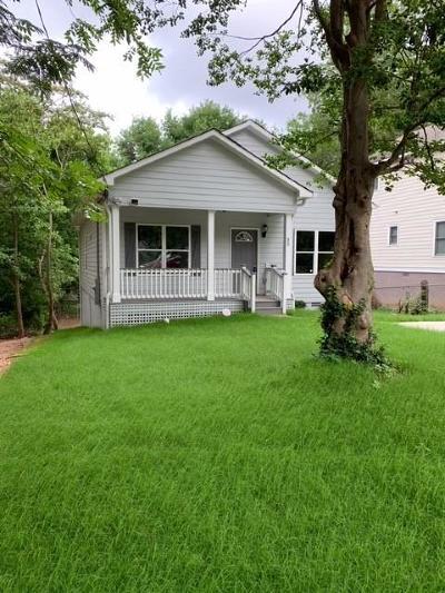 Atlanta Single Family Home For Sale: 35 Moury Avenue SE