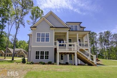Newnan Single Family Home For Sale: 107 Belle Maison Drive #9