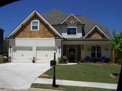 Cartersville Single Family Home For Sale: 52 Berryhill Place SE