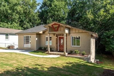 Atlanta Single Family Home For Sale: 1684 SE Braeburn Drive SE