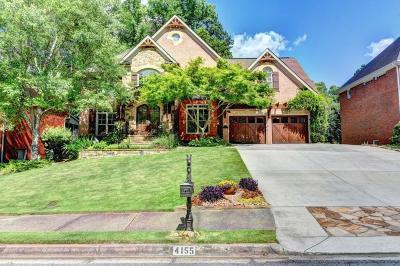 Peachtree Corners, Norcross Single Family Home For Sale: 4155 Treaddur Bay Lane