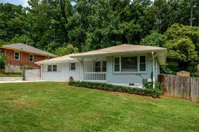 Decatur Single Family Home For Sale: 1996 Glendale Drive