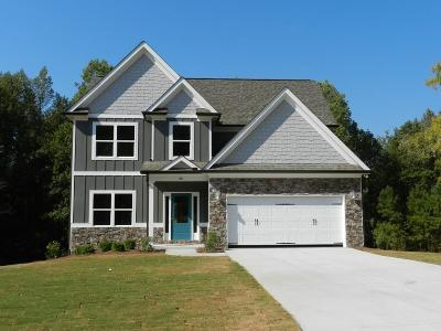 Cartersville Single Family Home For Sale: 15 Weather View Trail