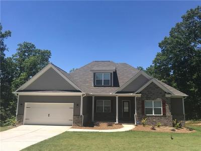 Gainesville Single Family Home For Sale: 4303 Highland Gate Parkway