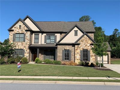 Buford Single Family Home For Sale: 3244 Moss Glen Court