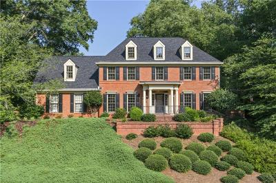 Roswell Single Family Home For Sale: 345 Richfield Court