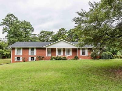 Marietta Single Family Home For Sale: 2683 Morgan Road NE