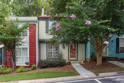 Sandy Springs Condo/Townhouse For Sale: 2608 Queen Anne Court