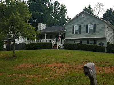 Hiram Single Family Home For Sale: 153 Harvest Way